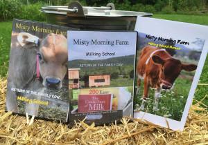Milking DVD series